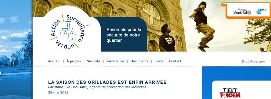 Action surveillance Verdun